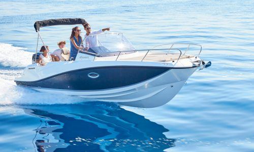 Quicksilver Active 675 Sundeck 2015