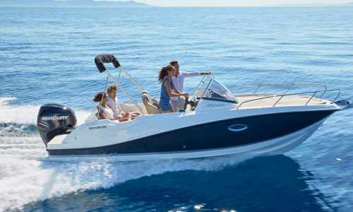 Quicksilver Active 675 Sundeck
