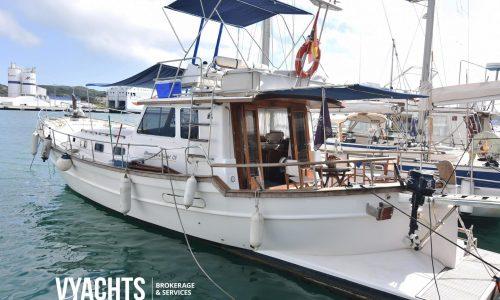 Menorquin Yachts 150